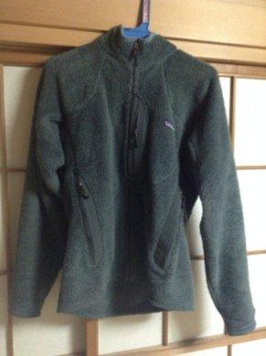 パタゴニアR2ジャケット2008年モデル