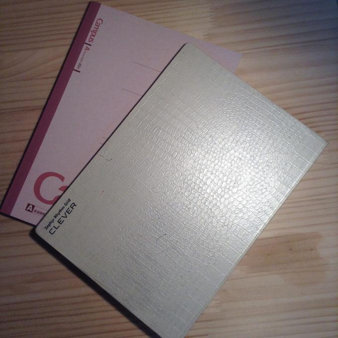 【LIBRETA(リブレタ)】大学ノートをハードカバーにできるノートケース