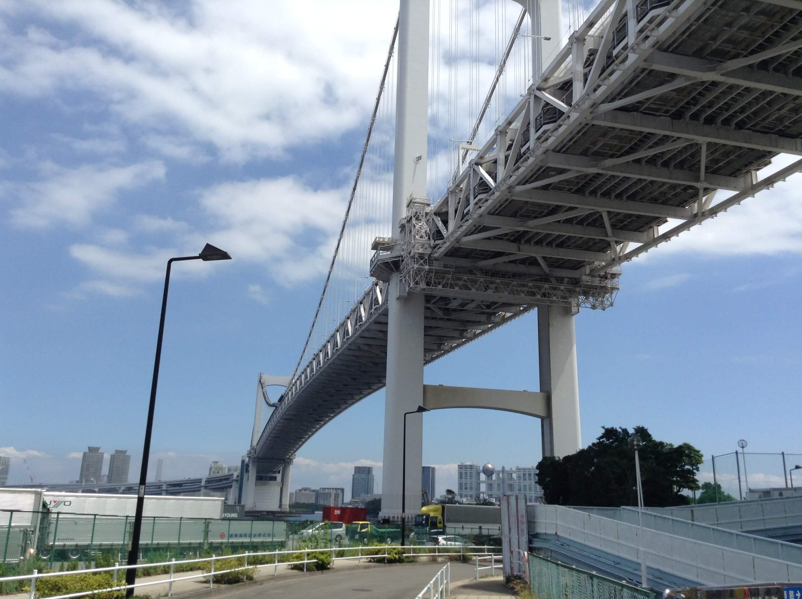 はとバスの「TOKYOパノラマドライブ」コースをレンタサイクルでまわってみた