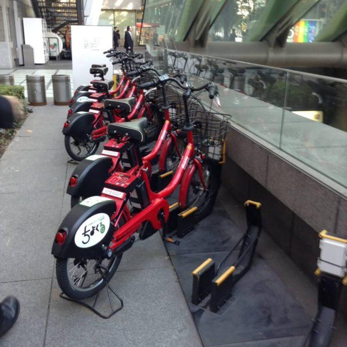 東京都内のレンタルサイクル最有力候補『ちよくる』
