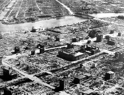 戦争・紛争で壊滅した後に再建された都市や街