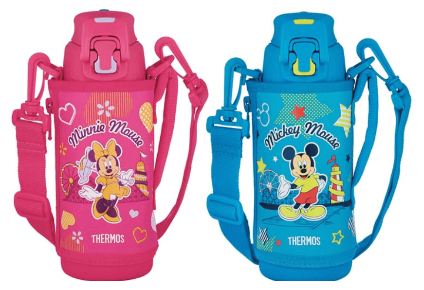 かわいい子供用からおしゃれな大人用まで。ディズニー水筒まとめ